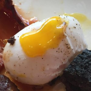 Adams - Perfect Poached Duck Egg