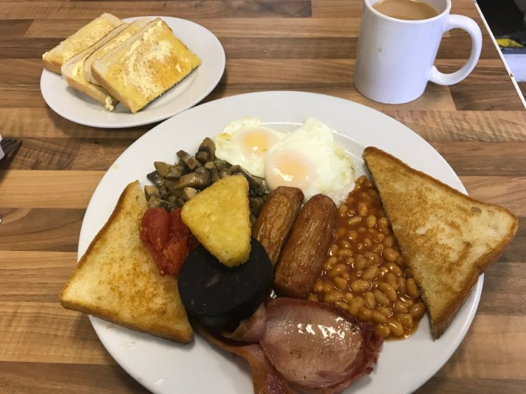 Full English Cafe - Full English Breakfast