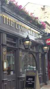 The Lord Clifden Outside