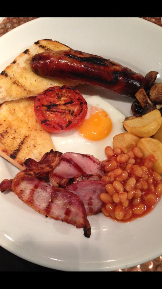 The Lord Clifden - One of Birmingham's Best Full English Breakfasts