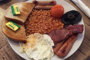 The Royal Hotel - Sutton Coldfield - Full English Breakfast