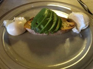 Wood Norton Hall - Evesham - Veggie Breakfast