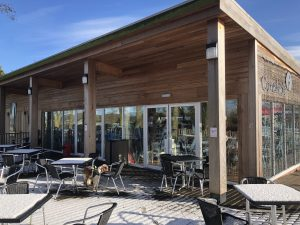 Canalside Cafe - Great Haywood