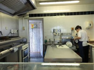 Poachers Cafe Bistro Tamworth - Clean Kitchen
