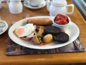 Poachers Cafe Bistro Tamworth - Full English