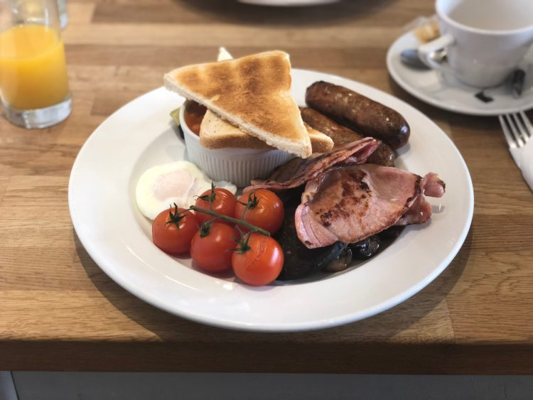 Mushu Full English Breakfast - Tamworth