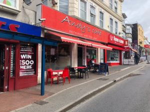 Andys Cafe Newquay