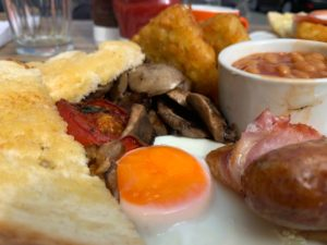Beached Lamb - Full English - Newquay