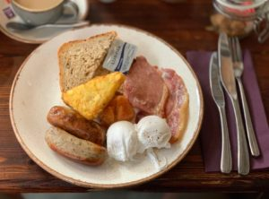 The Forest - Full English - Tamworth